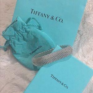 Tiffany & Co Somerset Mesh Bracelet